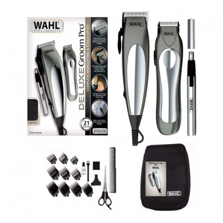 MAQ. WAHL DELUXE